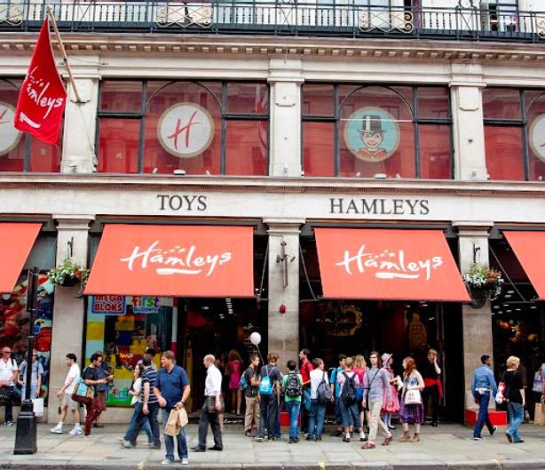 Loja Hamleys - Londres