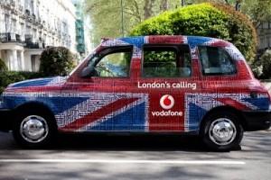 london calling cab