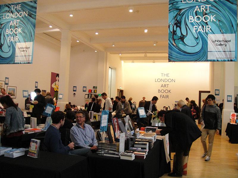 london artbook fair