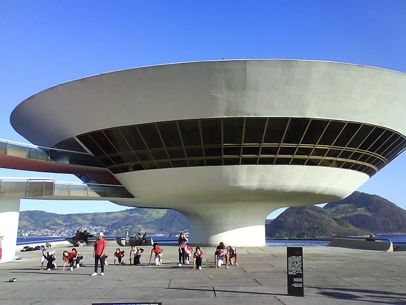 MAC - Museu de Arte Contemporânea