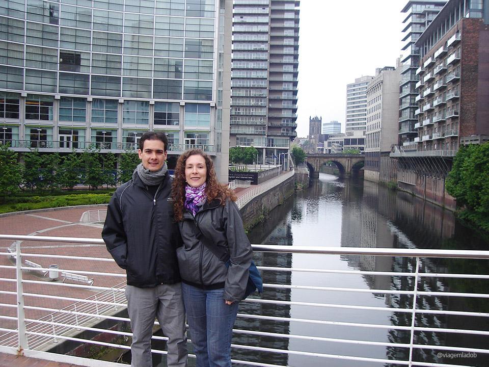 Manchester - Inglaterra - Empresarial