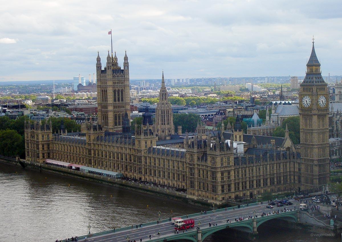 Mirantes em Londres