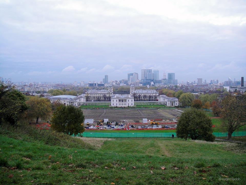Mirantes Londres - Greenwich