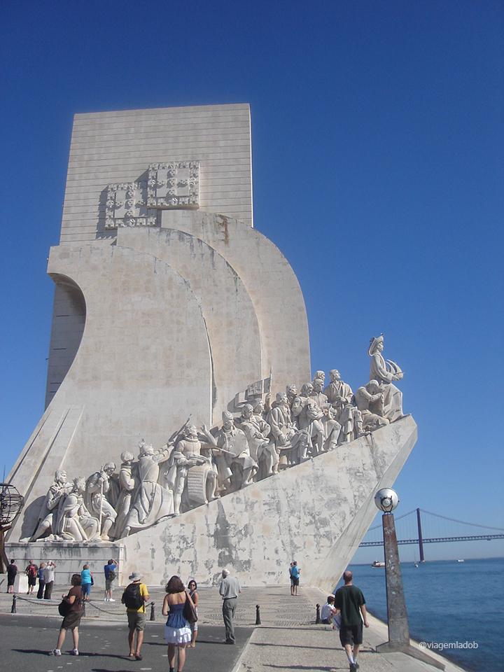 Monumento aos Descobrimentos - Lisboa - Portugal