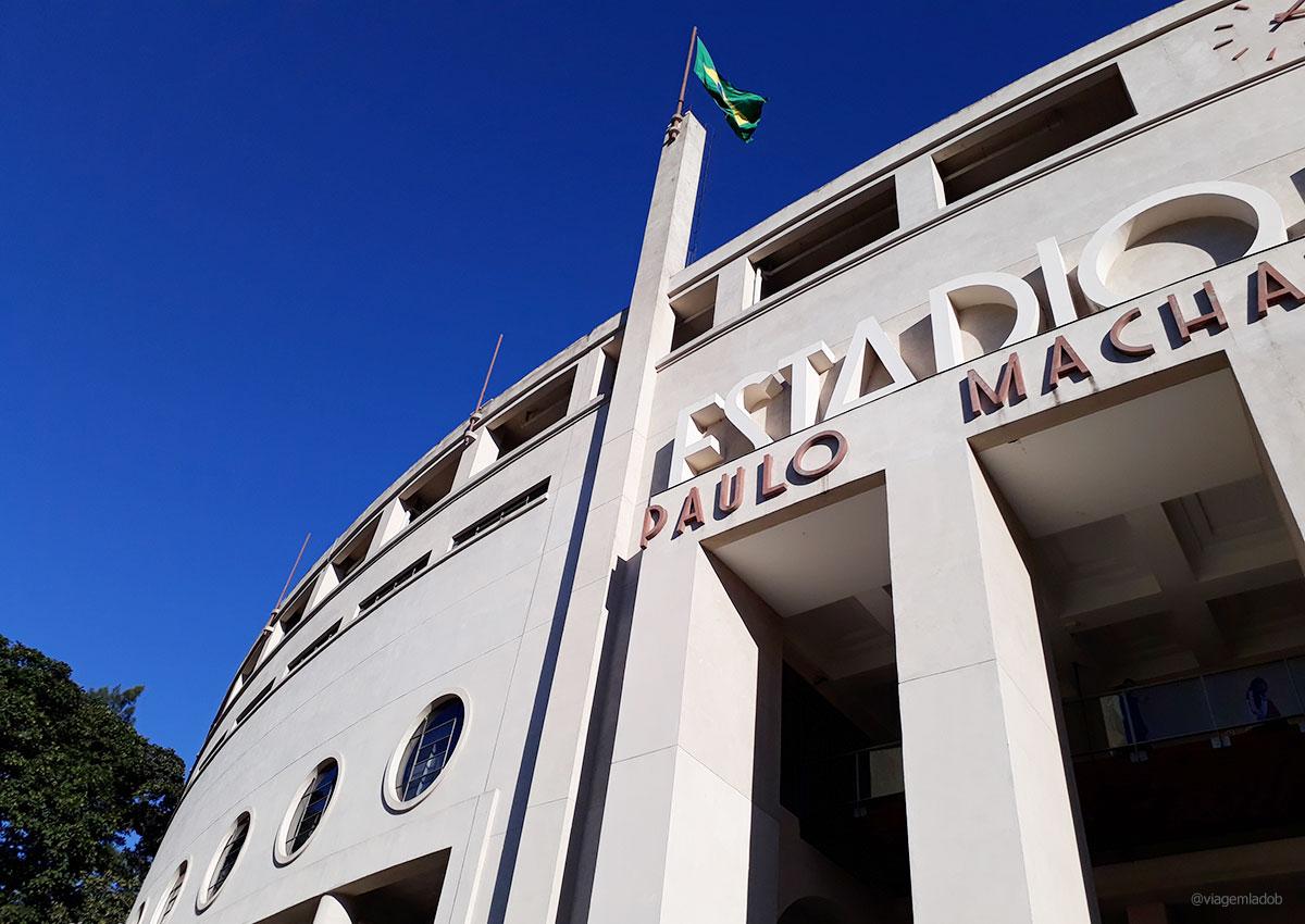 Museu do Futebol - SP - Estádio Pacaembu