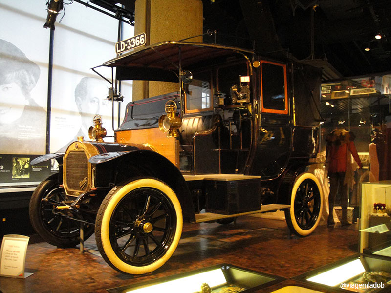 Museum of London - Carro