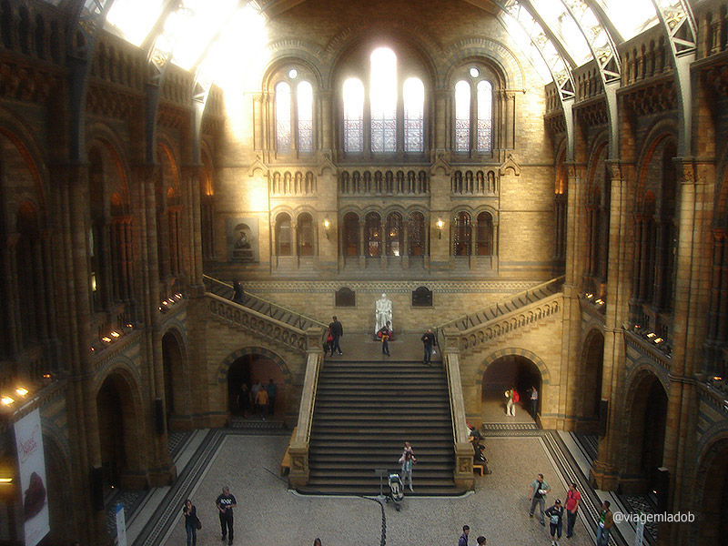 natural history museum - londres