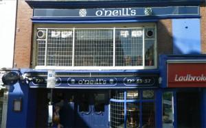 o'neill's pub