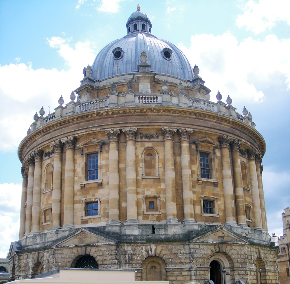 Oxford - Bodleian Library