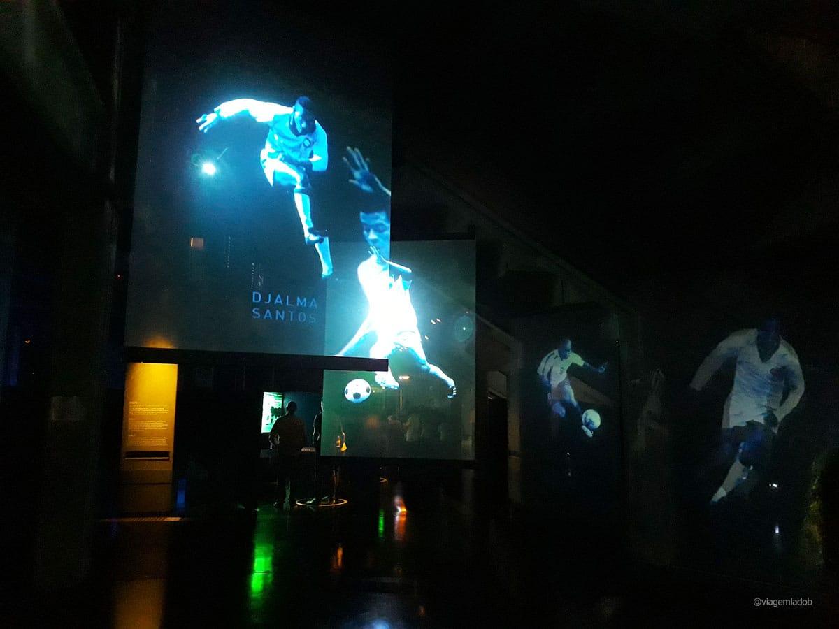 Painéis - Museu do Futebol - SP