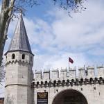 Istambul - Palácio Topkapi, café, doces e banho turco