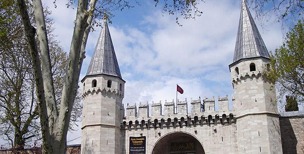 Palácio Topkapi Istambul
