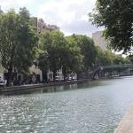 Canal Saint Martin - Paris