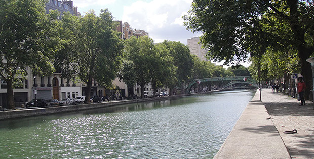 Paris - Canal Saint Martin