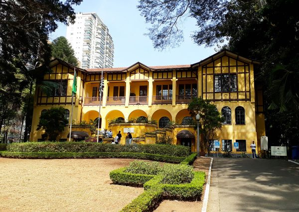 Parque da Água Branca - São Paulo