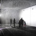 Rain Room – Barbican Centre – Londres