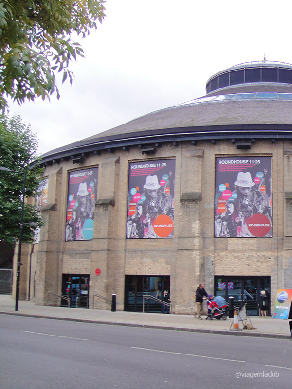 Roundhouse - Londres