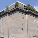 Galeria de arte em Bunker em Berlim - Sammlung-Boros