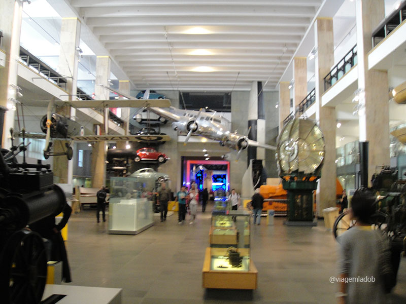 Science Museum - Museus de Londres