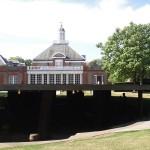 Parques em Londres - Hydepark - Serpentine Gallery