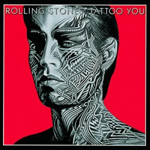 tattoo you - rolling stones