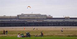 Tempelhofer park aeroporto