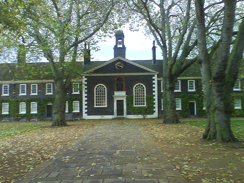 The Geffrye Museum - Londres