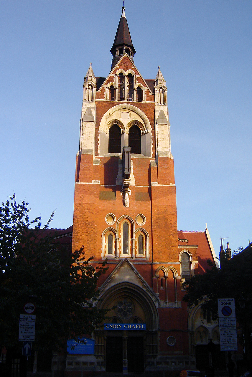 Union Chapel Islington - Londres