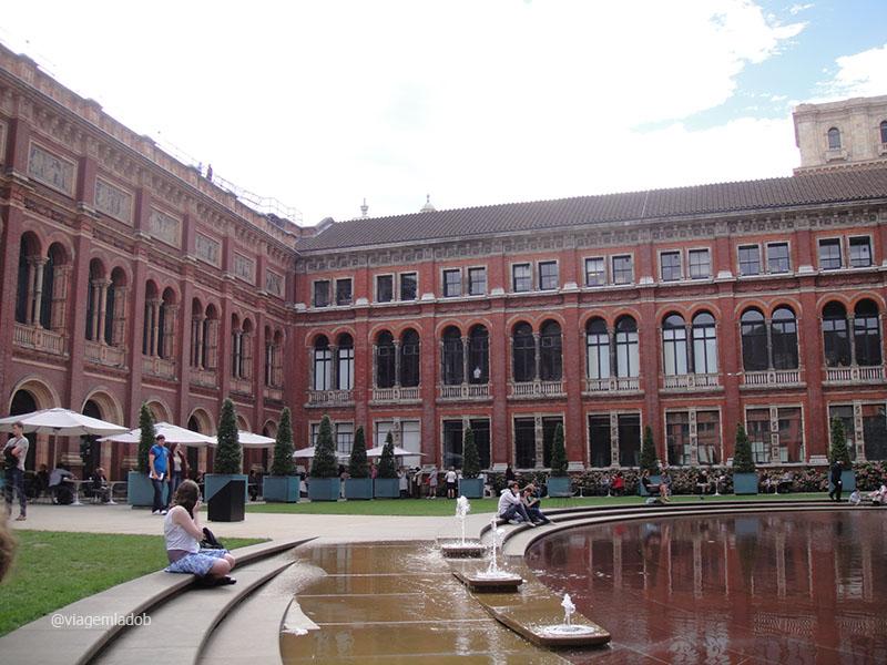 Victoria & Albert Museum - Londres
