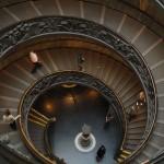 vaticano escada espiral
