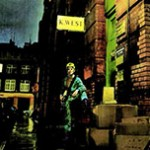 Foto da capa de Ziggy Stardust do David Bowie - Londres